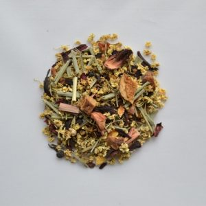 Elderflower and Lemon Tisane