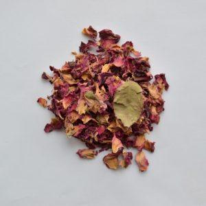 Rose Petals Tisane